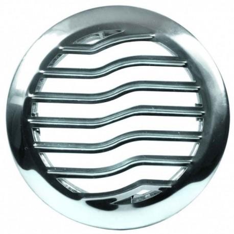 Kratka wentylacyjna okrągła fala
