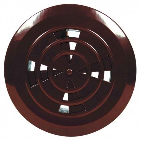 Kratka wentylacyjna okrągła regulowana
