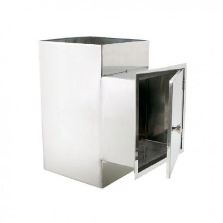 Drzwiczki kwadratowe rozmiar 250x250
