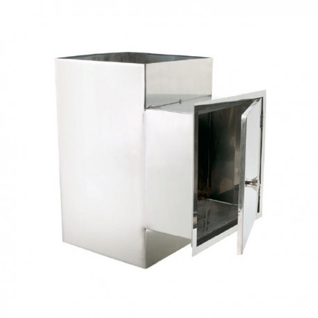 Drzwiczki kwadratowe rozmiar 300x300