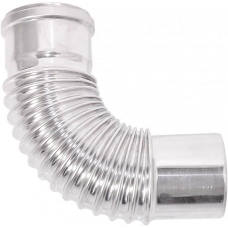 Kolano 90° Turbo kwasoodporne z uszczelką